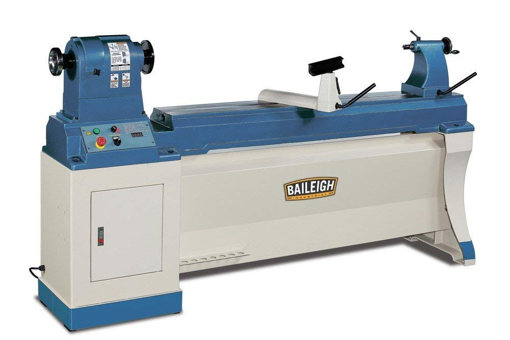 Baileigh WL-2060VS Wood Turning Pattern Makers Lathe