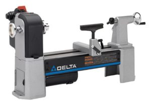 Delta 46-460 Lathe Review