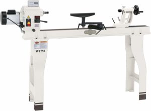 Shop Fox W1758 Wood Lathe Review