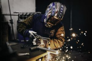 What is a plasma cutter used for?